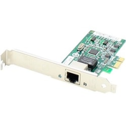 AddOn Dell 430-3821 Comparable 10/100/1000Mbs Single Open RJ-45 Port 100m PCIe x4 Network Interface Card - 100% compatible and guaranteed to work