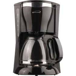 Brentwood 12 Cup Coffee Maker, Black