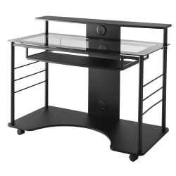 Deals on Realspace 47-inch W Mobile Tech Desk