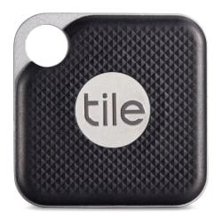 Tile Pro Item Tracker, Black, RT-15001