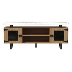 Safco Mirella Glass Doors Wall Cabinet Base