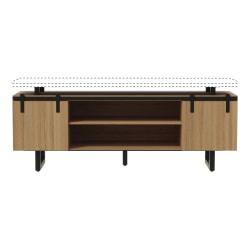 Safco Mirella Wall Cabinet Base w/Wood Doors