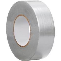 "Business Source General-purpose Duct Tape - 2"" Width x 60 yd Length - Durable - 1 Roll - Gray"