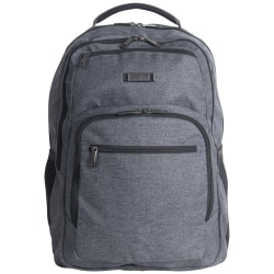 Kenneth Cole Reaction R-Tech Laptop Backpack, Charcoal