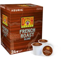 Diedrich Coffee French Roast Coffee Single-Serve K-Cup®, 0.31 Oz, Carton Of 24