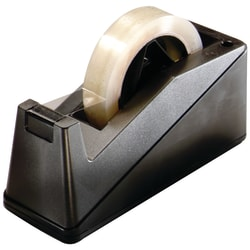 3M™ HB900 Single-Roll Tabletop Dispenser, Black