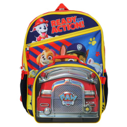 Accessory Innovations Paw Patrol Ready For Action Backpack With Lunch Kit, Multicolor