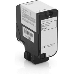 Dell - High Yield - yellow - original - toner cartridge Use and Return - for Dell S5840cdn