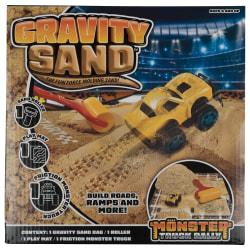 JAM Paper® Games, Monster Truck Gravity Sand Set