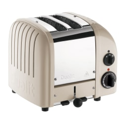 Dualit® New Gen Extra-Wide-Slot Toaster, 2-Slice, Clay