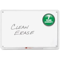 "Quartet® Total Erase iQ Unframed Dry-Erase Whiteboard, 36"" x 23"", Translucent"