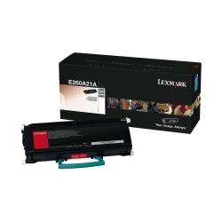 Lexmark™ E460X11A Return Program Extra-High-Yield Black Toner Cartridge