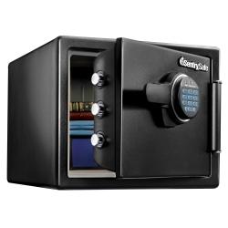 Sentry®Safe Large Fire-Safe Digital Safe, 0.8 Cu Ft, Black