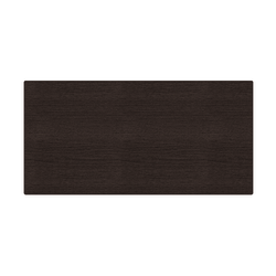 WorkPro® Flex Collection Rectangle Table Top, Espresso