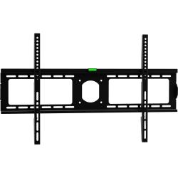 SIIG Low Profile Universal Fixed LCD/Plasma TV Wall Mount - 165 lb - Black