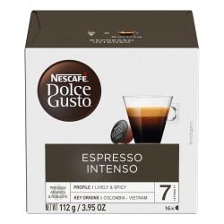 Nescafe® Dolce Gusto® Single-Serve Coffee Pods, Espresso Intenso, Carton Of 16