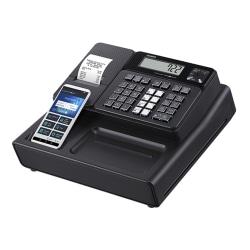 Casio® SR Series Single Tape Thermal Print Unit With Bluetooth® To App, Black, SR-S720