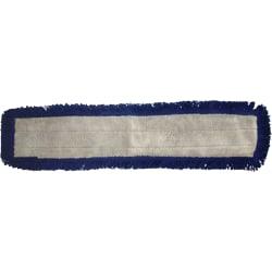 "Microfiber Technologies Microfiber Pads - Fringe Dry/Dust Mop - 5"" Width x 48"" Length - MicroFiber"