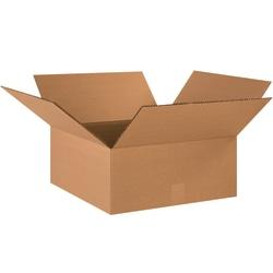 "Office Depot® Brand Double-Wall Heavy-Duty Corrugated Cartons, 18"" x 18"" x 6"", Kraft, Box Of 15"