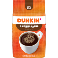 Dunkin' Donuts® Original Blend Ground Coffee, 20 Oz