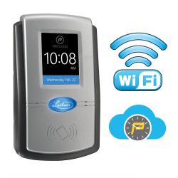 Lathem PC700-WEB Online WiFi TouchScreen Time Clock System, Gray