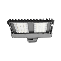 Luminoso LED GLX Area Light Fixture, Type III, 5,000 Kelvin, 150 Watt, 17,388 Lumens