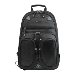 Mobile Edge ScanFast™ Checkpoint-Friendly Notebook Computer Backpack, Black