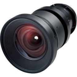 "Panasonic ET-ELW22 - 13.27 mm to 16.56 mm - f/2.4 - Short Throw Zoom Lens - 1.3x Optical Zoom - 5.2"" Diameter"