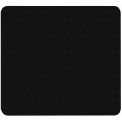 "Allsop® Soft Cloth Mouse Pad, 8"" x 8.75"", Black"