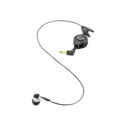Philips Telephone Pickup Microphone LFH9162 - Mono - 50 Hz to 20 kHz -35 dB - Omni-directional - Lapel - Mini-phone