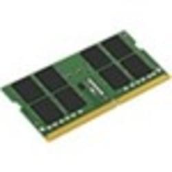 Kingston ValueRAM - DDR4 - module - 32 GB - SO-DIMM 260-pin - 2933 MHz / PC4-23400 - CL21 - 1.2 V - unbuffered - non-ECC