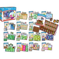 Carson-Dellosa Math File Folder Game, Grade K
