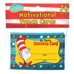 "Eureka Scratch-Off Rewards, Dr. Seuss, 4"" x 2 5/8"", Pack Of 36"