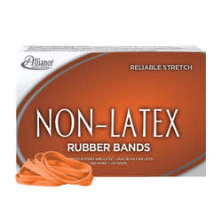 Alliance® Rubber Sterling® Rubber Bands, No. 64, 1 lb, Box Of 380