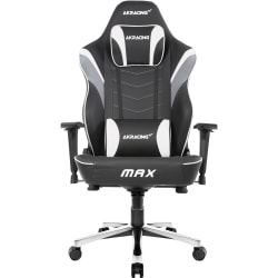 AKRacing™ Master Max Gaming Chair, White