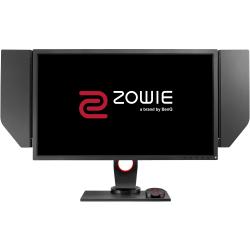 """BenQ ZOWIE XL2740 - eSports - XL Series - LED monitor - 27"""" - 1920 x 1080 Full HD (1080p) - TN - 400 cd/m² - 1000:1 - 1 ms - 2xHDMI, DVI-D, DisplayPort - gray"""