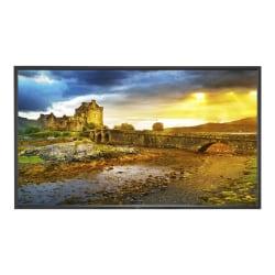 "NEC Display 65"" LED-Backlit Ultra High Definition Professional Grade Large Screen Display - 65"" LCD - 3840 x 2160 - Edge LED - 450 Nit - 2160p - HDMI - DVI - SerialEthernet"