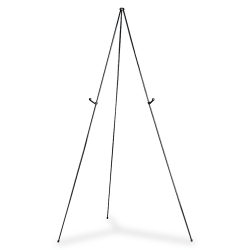 Quartet® Lightweight Instant Easel, Black