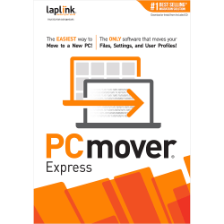 Laplink® PCmover Express 11, 1-Users