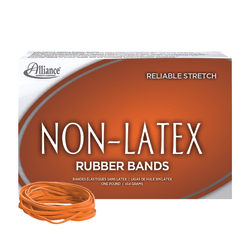 Alliance® Rubber Sterling® Rubber Bands, No. 33, 1 lb, Box Of 720