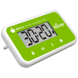 Datexx Miracle Hover Touchless Timer, Green
