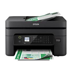 Epson® WorkForce® WF-2830 Wireless Color Inkjet All-In-One Printer