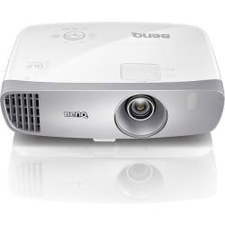 BenQ HT2050A 3D Ready Short Throw DLP Projector - 16:9 - 1920 x 1080 - Ceiling, Front - 1080p - 3500 Hour Normal Mode - 5000 Hour Economy Mode - Full HD - 15,000:1 - 2200 lm - HDMI - USB - 3 Year Warranty