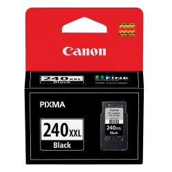 Canon PG-240XXL ChromaLife 100 Black Ink Cartridge (5204B001)