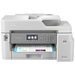 Brother® INKvestment Tank MFC-J5845DW Wireless InkJet All-In-One Color Printer