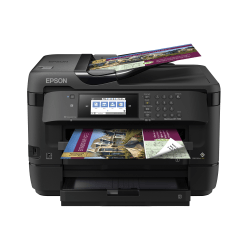 "Epson® WorkForce® WF-7720 19"" Wide-Format Wireless InkJet All-In-One Color Printer"