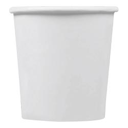 Hotel Emporium Hot/Cold Paper Cups, 4 Oz, White, Case Of 1,000 Cups