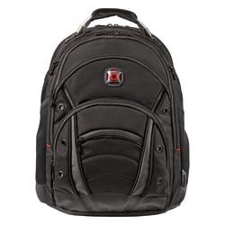 Wenger® Synergy Ballistic Laptop Backpack, Black
