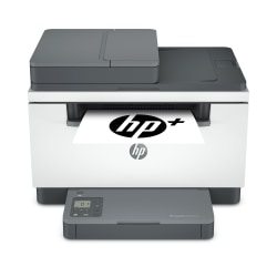 HP LaserJet MFP M234sdwe Wireless Black & White All-in-One Printer With HP+