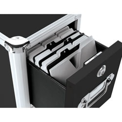 Vaultz® CD File Folders, A-Z
